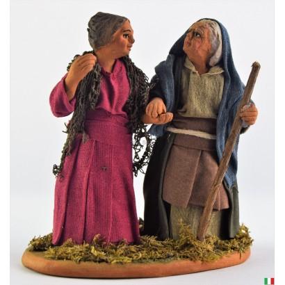 Uomo e donna vecchi per...