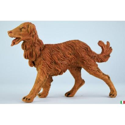 Cane in piedi Fontanini cm 12