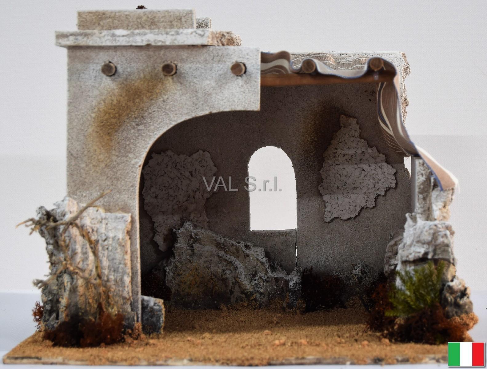 Paesaggi per presepi risultati immagini per presepe fai for Cabina del tetto ad arco