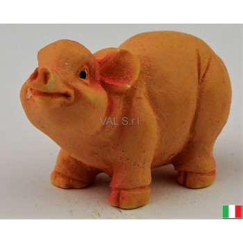 Palomba in terracotta cm. 2,5
