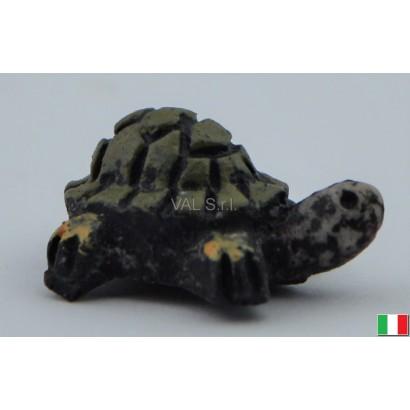 Tartaruga in terracotta cm. 2