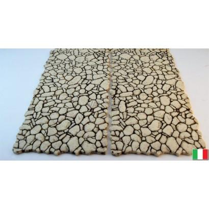 LASTRICO MODULARE BIANCO 32x17