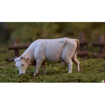 Mucca in piedi Landi cm 6