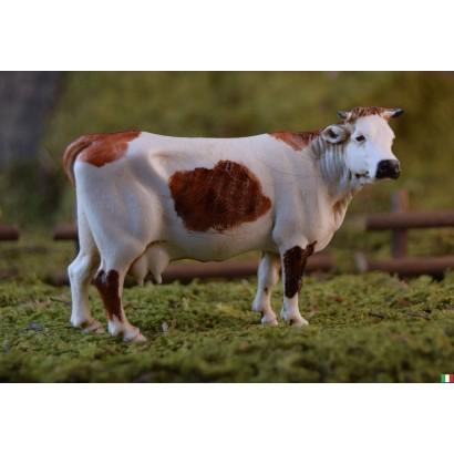 Mucca in piedi Landi cm 10