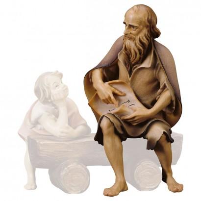 Anziano pastore narratore