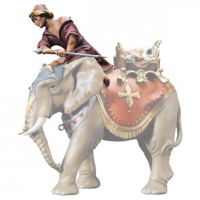Elefantiere seduto