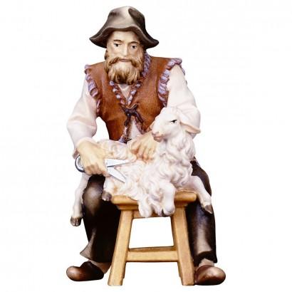 Pecoraio seduto