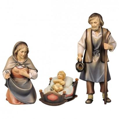 Sacra Famiglia con culla...