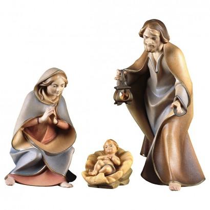 Sacra Famiglia - 4 pezzi