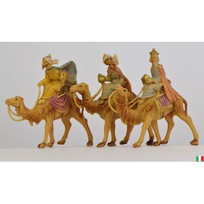 Tris magi sul cammello...