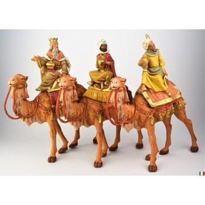 Tris magi a cammello...