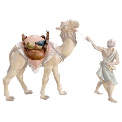Sella per cammello in piedi...