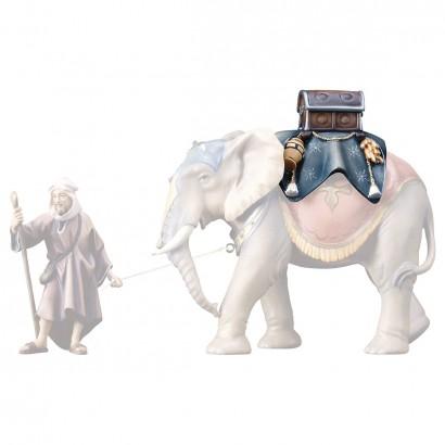Sella bagagli per elefante...