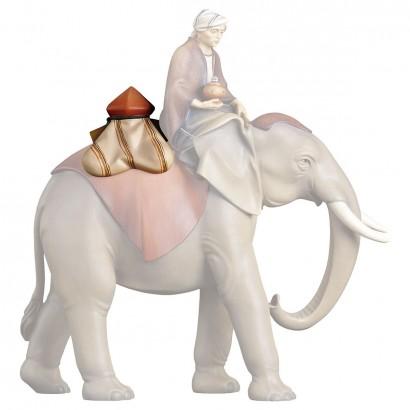 Sella gioielli per elefante...