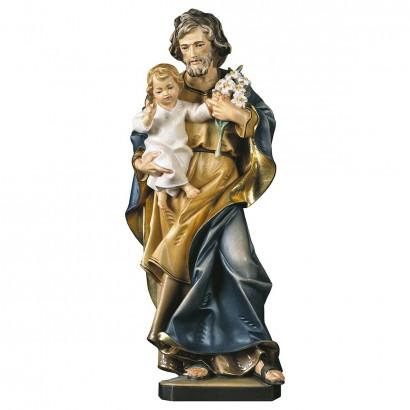 S. Giuseppe con bambino e...