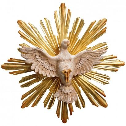 Spirito Santo con Raggiera