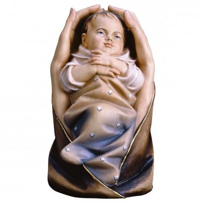 Mani protettrici neonato