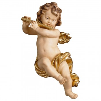 Putto con flauto