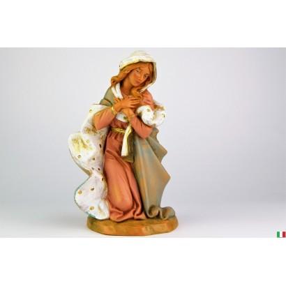Madonna Fontanini cm 19