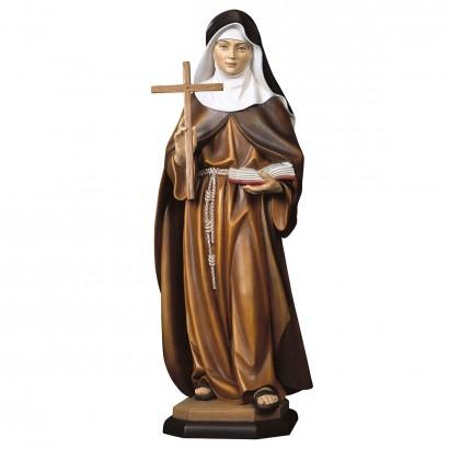 S. Angela da Foligno con croce