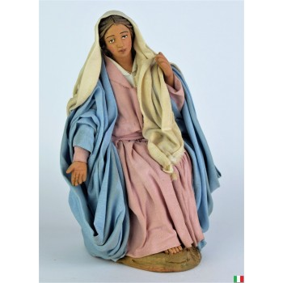 Madonna in terracotta...