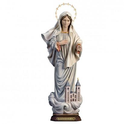 Madonna di Medjugorje con...