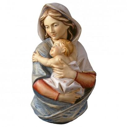 Busto di Madonna da appendere