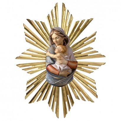 Busto di Madonna da...
