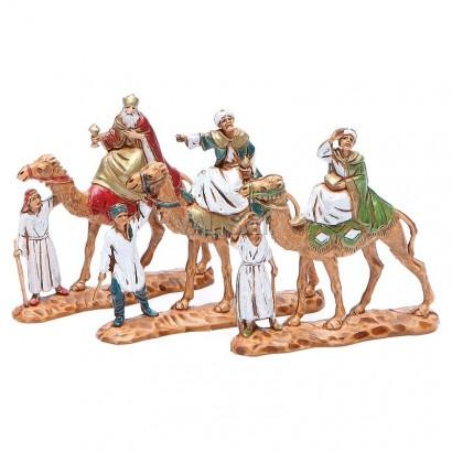 Re Magi su cammello Landi...