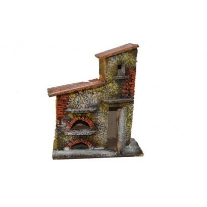 Casa con forno 12x14