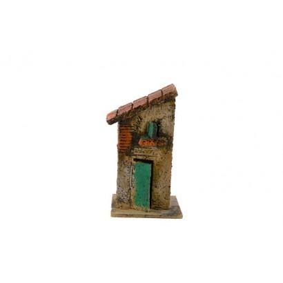 Casa con tetto 12x7