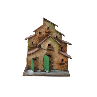 Casa a 2 livelli 15x13