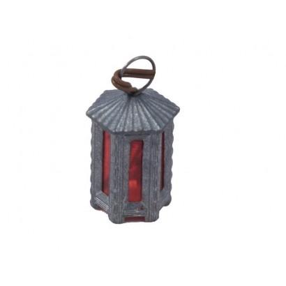 Lampione esagonale...