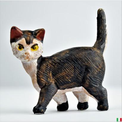 Gatto in piedi Fontanini cm 19