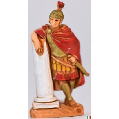Centurione appoggiato alla...