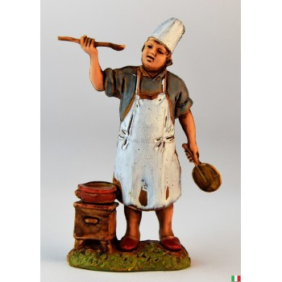 Uomo cuoco Landi cm. 6
