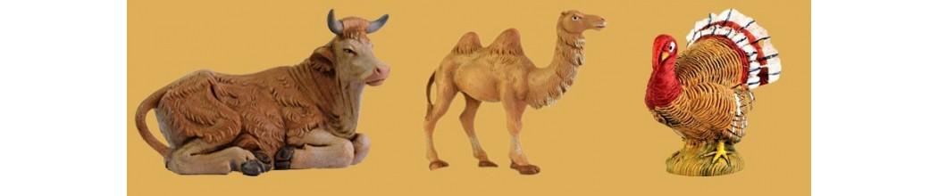 Vendita Animali per Presepe di produzione Fontanini - PresepeePresepi