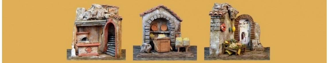 Vendita Botteghe Presepe di produzione artigianale - PresepeePresepi