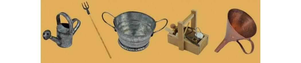 Vendita di minuteria per Presepe artigianale - PresepeePresepi